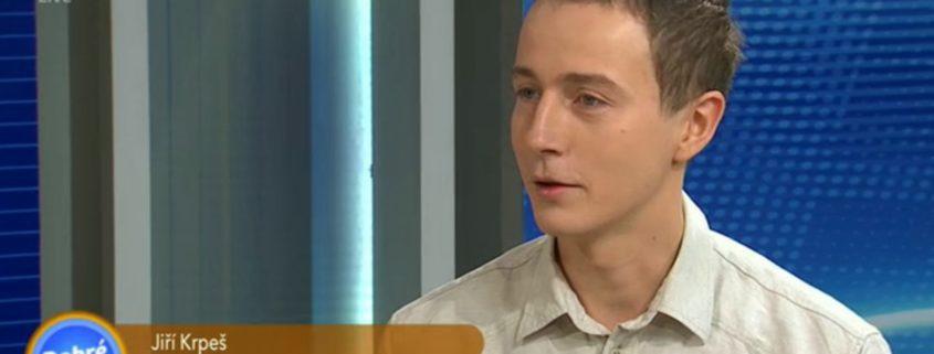 V dobrém ránu s Českou televizí